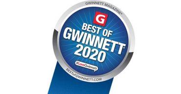 Best of Gwinnett 4th year in a row